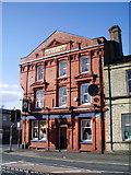 SD8432 : Brickmakers Arms, Yorkshire Street, Burnley by Alexander P Kapp