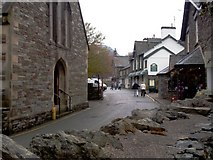 NY3307 : College Street, Grasmere by Anthony Duffy