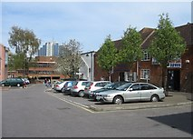 SU6351 : Feathers Lane car park by Sandy B