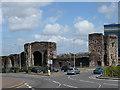ST3188 : Newport Castle by Robin Drayton
