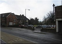SU6351 : Brinkletts car park - Winchester Road by Given Up