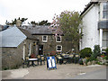SW4538 : Tinners Arms pub, Zennor by Pauline E