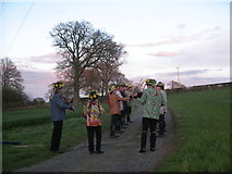 SO5763 : The Leominster Morris by Martin Horwood