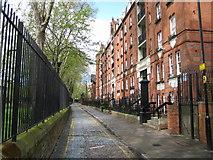 TQ3581 : Stepney Green: Stepney Green Court, E1 by Nigel Cox