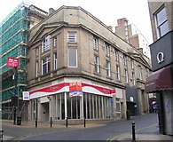 SE1633 : Former Bradford Exchange Rooms - Kirkgate by Betty Longbottom