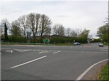 SE7064 : A64 at Barton Hill by DS Pugh