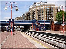 TQ2782 : Marylebone Station by John Lucas