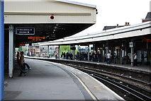TQ2775 : Platform 14, Clapham Junction by N Chadwick