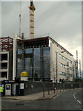 J3574 : Cranes and concrete, Belfast [6] by Rossographer