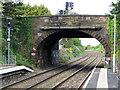 J4881 : Bangor West railway station by Rossographer