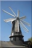 TF1443 : Pocklington's Mill by Richard Croft