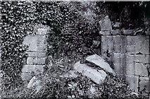 S5232 : West doorway of Kilkeasy church by Kieran Campbell