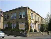 SE1225 : Lightcliffe Preparatory School - Wakefield Road, Hipperholme by Betty Longbottom