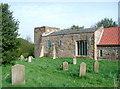 TA0609 : St Mary's Church, Barnetby le Wold by Paul Glazzard