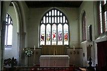 SK8976 : St.Botolph's chancel by Richard Croft