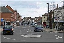 SK3516 : Market Street in Ashby de la Zouch by Mat Fascione