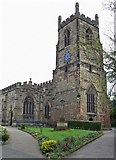 SK3616 : The Parish Church of St. Helen by Mat Fascione