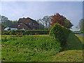 SE9440 : House at High Gardham by Paul Harrop