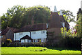TQ6625 : Mottynsden Oast, Spring Lane, Burwash, East Sussex by Oast House Archive