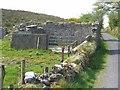 G7413 : Livestock pen near Castlebaldwin by Oliver Dixon