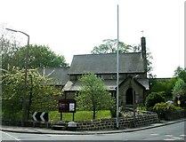 SE2443 : St Giles Church - Church Hill, Bramhope by Betty Longbottom