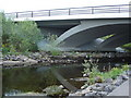 G9379 : New bridge over the River Eske by Kay Atherton