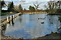 SE9645 : The Mere, South Dalton by Peter Church