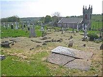 G8312 : Kilmactranny Church by Oliver Dixon