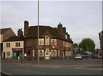 TL4658 : The Rose & Crown, Newmarket Road by Keith Edkins