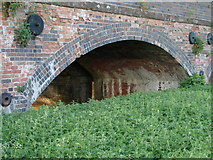 SP1853 : Arch on Stannals Bridge by Ian Paterson