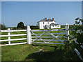 TG4128 : Castle Farm viewed from the other direction by Evelyn Simak