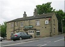 SE1321 : The Grove Inn - Tofts Grove, Rastrick by Betty Longbottom