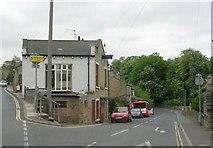 SE1321 : Jumble Dyke - Crowtrees Lane, Rastrick by Betty Longbottom