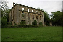 ST5295 : The ruins of Piercefield House by Philip Halling