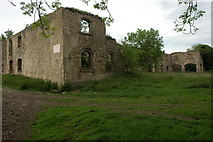 ST5295 : Ruined stable block, Piercefield Park by Philip Halling
