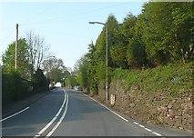 SE0419 : Milestone, Ripponden New Bank B6113, Barkisland by Humphrey Bolton
