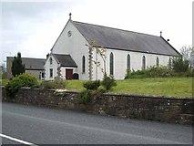 G9306 : Drumboylan Church by Oliver Dixon