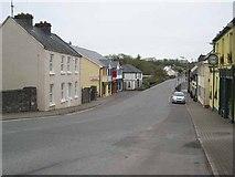 G9504 : Main Street, Leitrim village by Oliver Dixon
