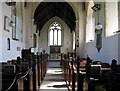 TG0602 : St Andrew & All Saints, Wicklewood, Norfolk - East end by John Salmon