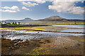 NG2547 : Dunvegan campsite by Nigel Corby