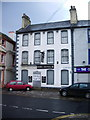 NY2548 : Kings Arms Hotel, Wigton by Alexander P Kapp