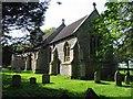 TG0610 : All Saints, Welborne, Norfolk by John Salmon