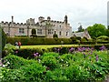 NY4635 : Hutton-in-the-Forest, part of walled garden by Rose and Trev Clough