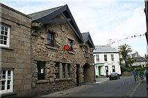 SV9010 : Hugh Town Post Office by Tony Atkin