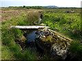 NX2953 : The Castle Loch Burn by David Baird