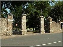 TL9925 : Rye Gate by Robert Edwards