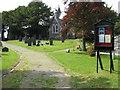 SH5968 : Eglwys y Santes Fair - St Mary's Church in Wales Church, Tregarth by Eric Jones