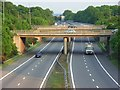 SU8580 : The A404(M), Maidenhead by Andrew Smith