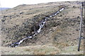 SD9617 : Castle Clough by Paul Hogg