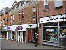 SU6351 : Cardfair - Wote Street by Sandy B